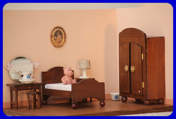 Objets miniatures for Chambre complete couple